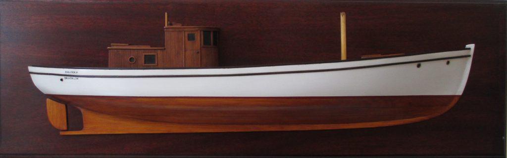 Sardine carrier Oquirrh