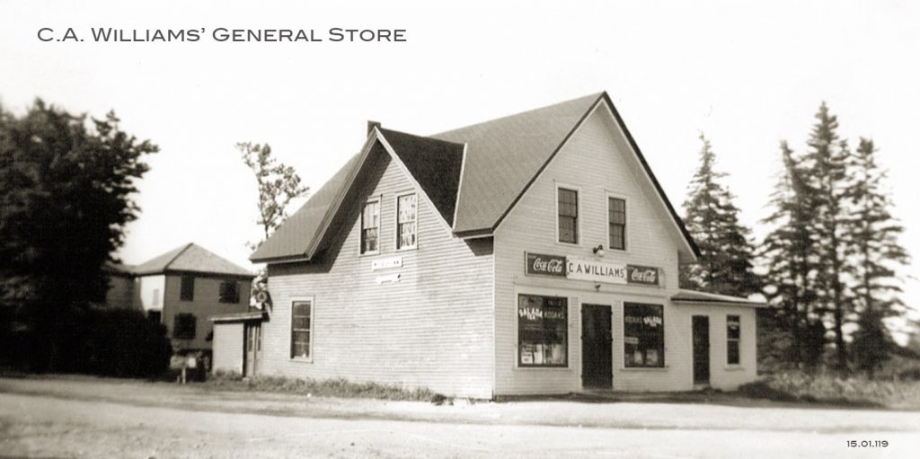 Brooklin Store-C.A. Williams