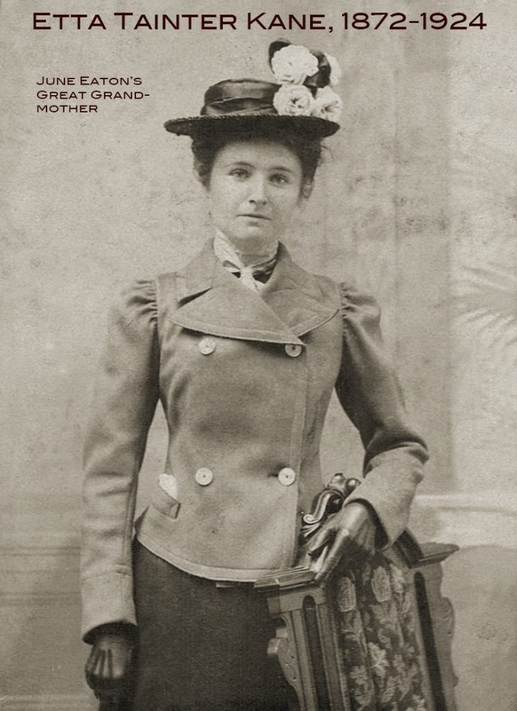 Etta Tainter Kane